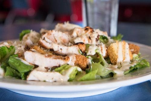 Coasters Grill Salad