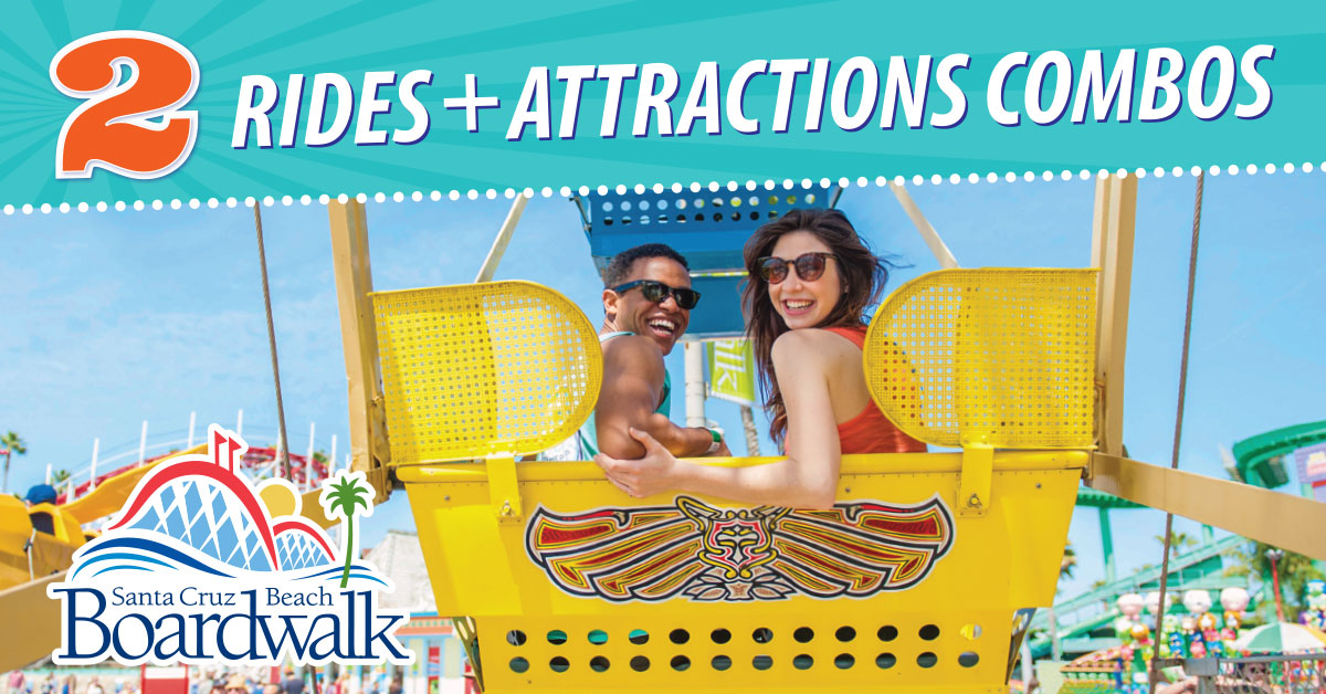 Discount Santa Cruz Boardwalk military tickets are available thru military travel departments. On the official website, under coupons and discounts, you will see Boardwalk Super Savings. These specials change every so often. Get cheap tickets with a AAA discount for Santa Cruz Beach Boardwalk. You can check at your local AAA for details.